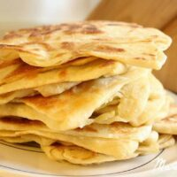 Moroccan Msemmen