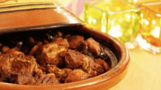Moroccan Beef Tajine with Argan Oil
