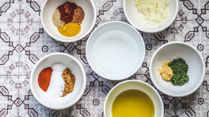 Charmoula Marinade Recipe