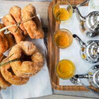 Sfinge – Moroccan doughnuts!