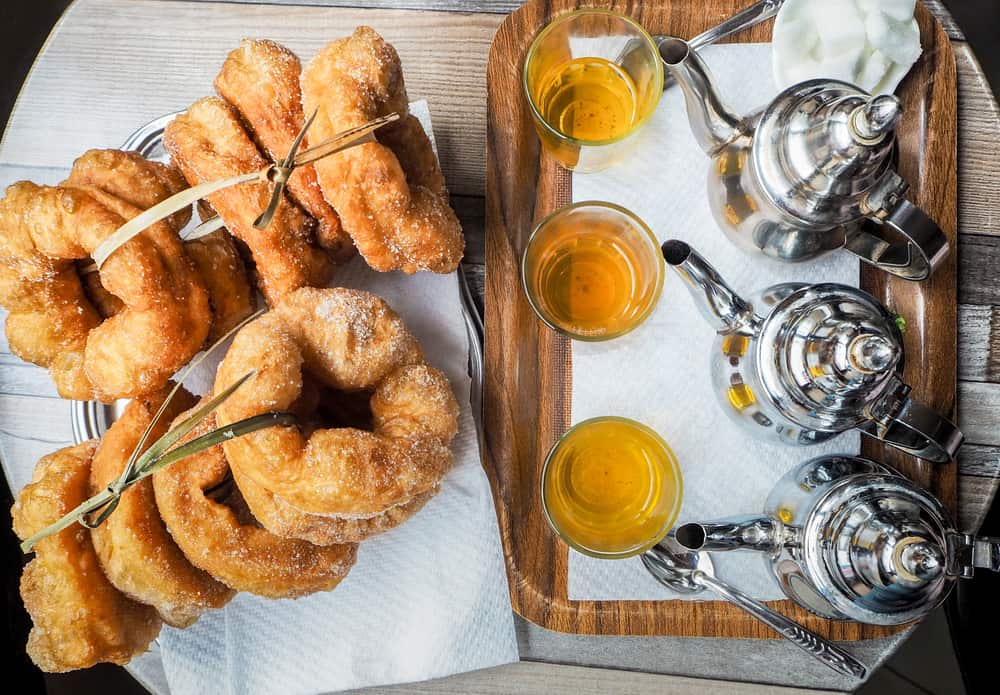 Sfinge – Moroccan Doughnuts