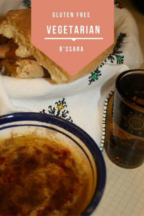 Gluten Free Vegetarian B'Ssara_marocmama.com PIN