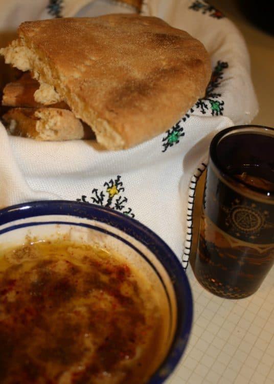 MarocBaba's Four Dirham Snack – B'ssara