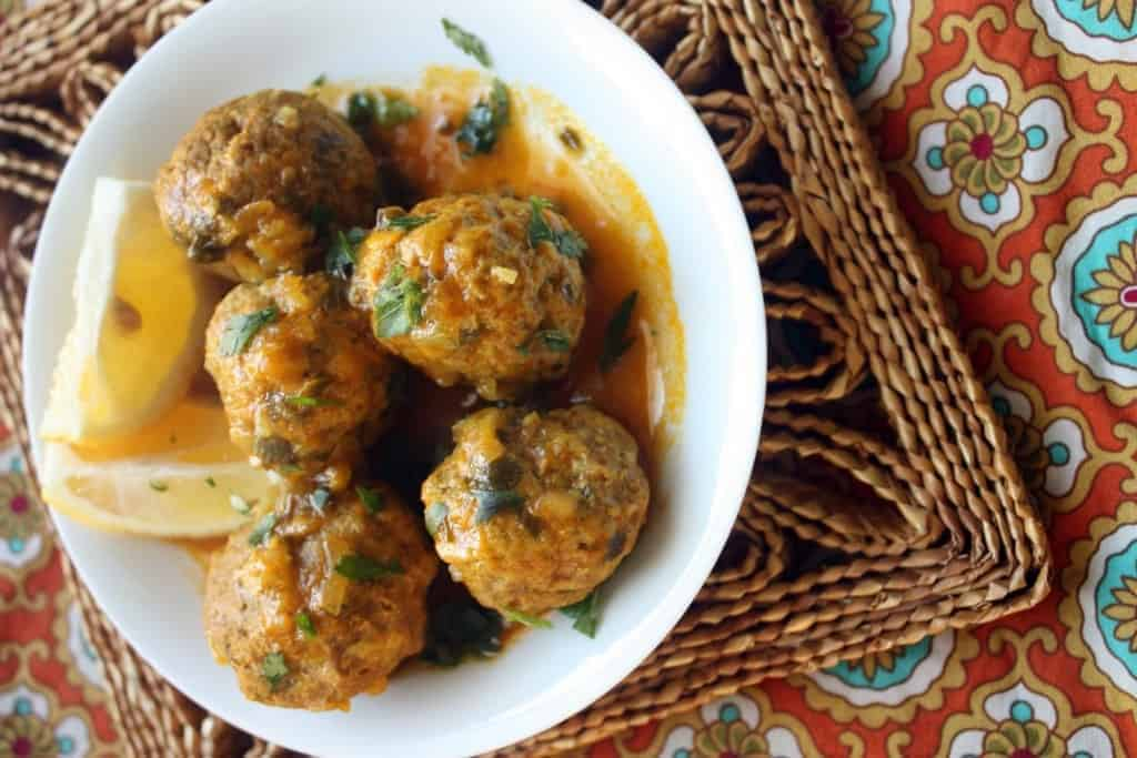 Guest Post: Amnahs' Moroccan Meatball Tagine