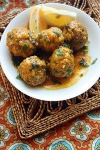 Meatball Tajine