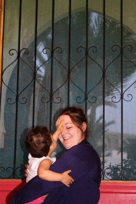 Moroccan orphanage
