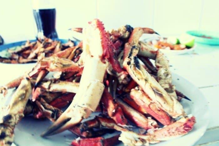 Moroccan Crab