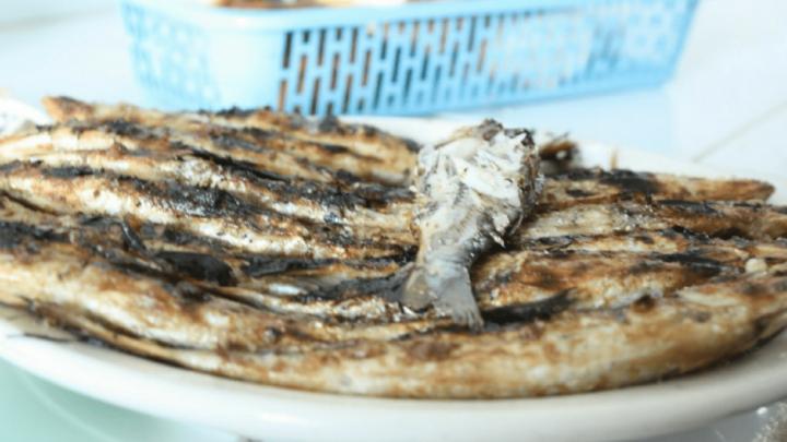 Grilling Lunch in Essaouira