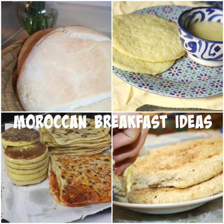 Moroccan breakfast ideas you can make at home.