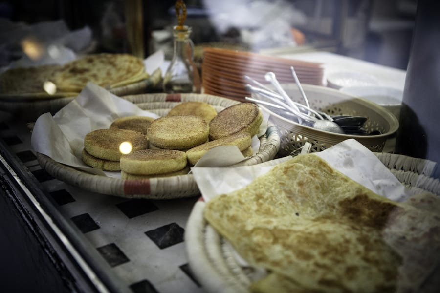Gluten Free Moroccan Harcha