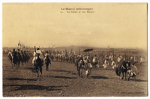 1910's Morocco: The Protectorate