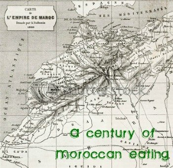 a century of moroccan eating