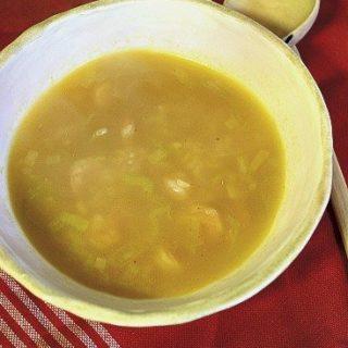 Chorba d'Crevette {Moroccan Shrimp Soup}