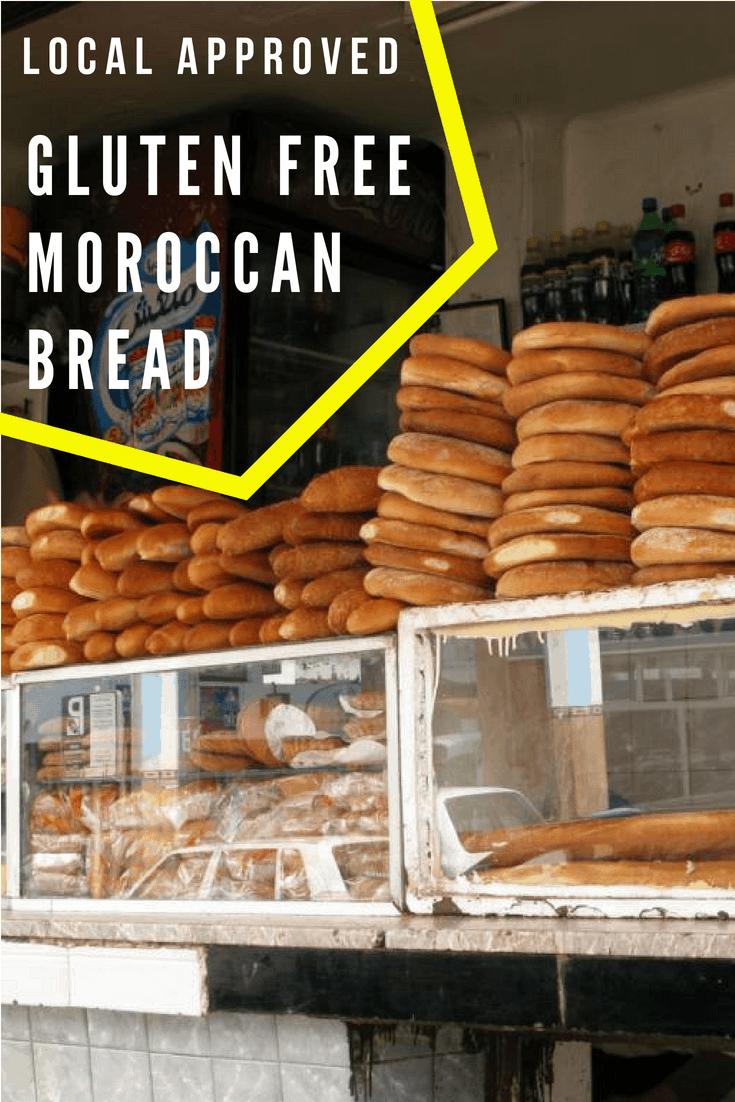 Gluten Free Moroccan Bread Recipe