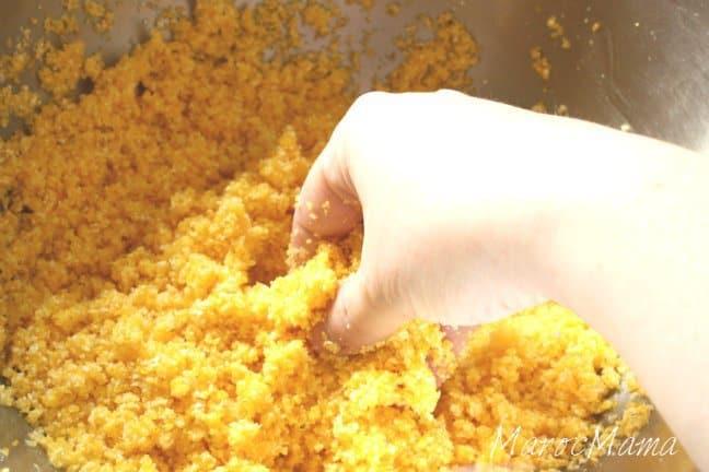 Corn Couscous Grains
