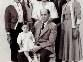 Sultan Mohammed V of Morocco