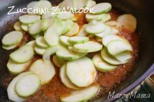 Zucchini Zaalook
