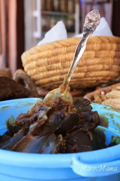 Black Soap Morocco