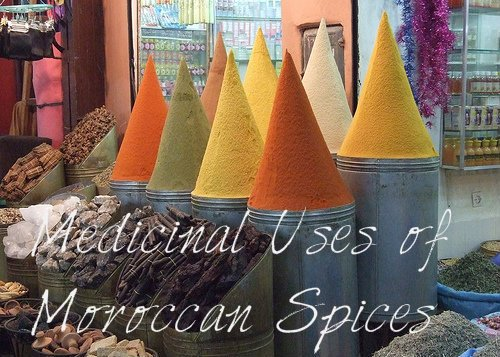 Medicinal Uses of Spices