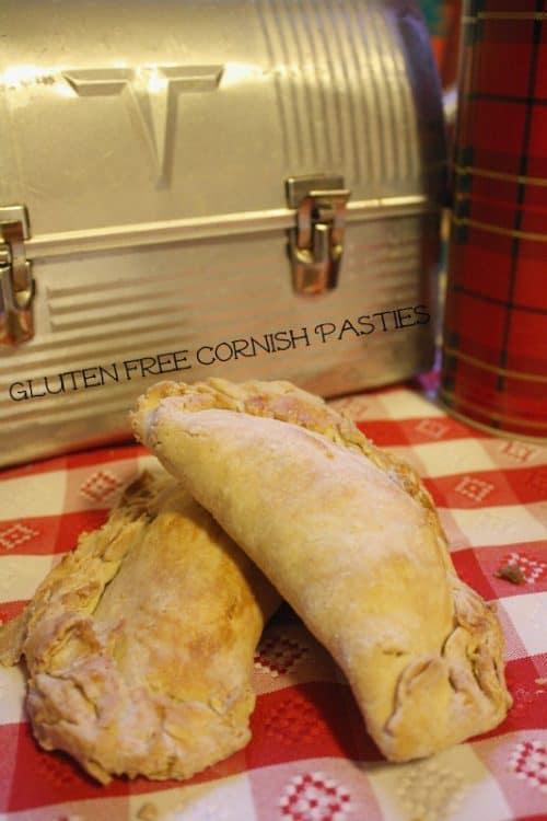 Gluten Free Cornish Pasty
