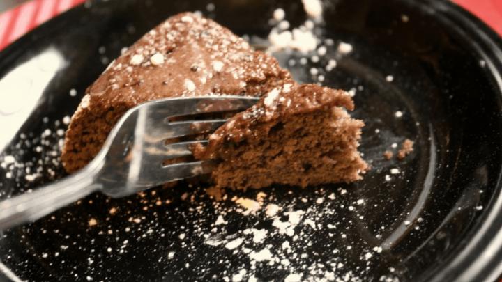 Moroccan Chocolate Cake