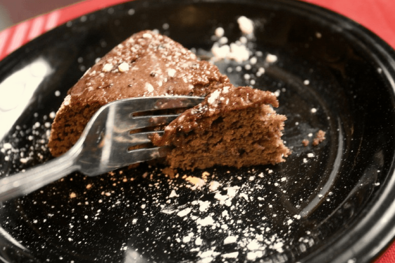 Moroccan Chocolate Cake