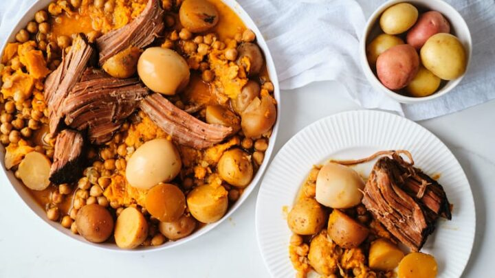 Skinha or Dafina – The Slow – Slow Cooked Meal