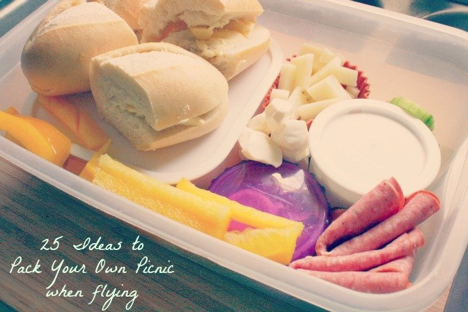 25 Ideas for a Flying Picnic | MarocMama
