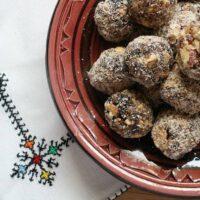 Moroccan Haroset Balls