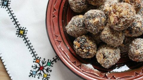 Moroccan Haroset for Passover