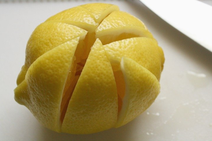 Segmented Lemon