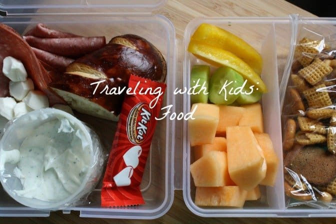 Traveling with Kids: Food