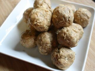 Mom's Protein Power Balls