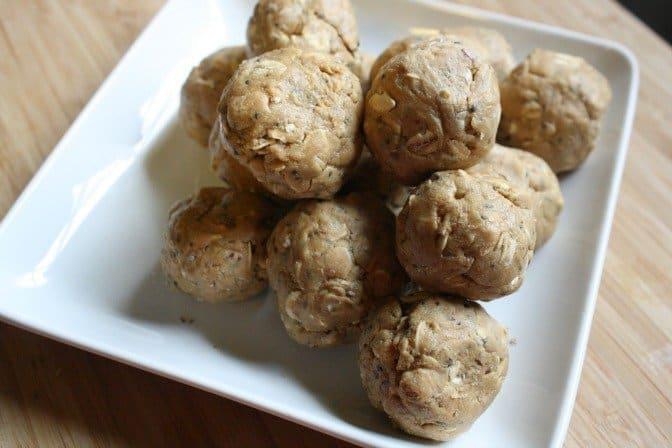 Mommy Protein Balls