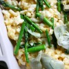 Spring Vegetable Mac and Cheese
