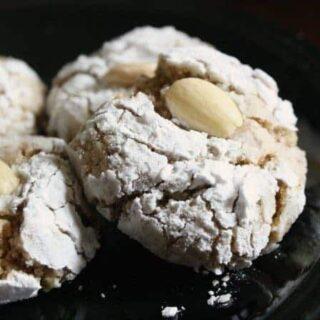 Gluten Free Almond Ghriba