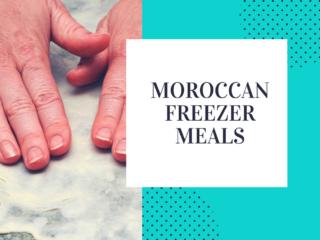 Moroccan Freezer Meals