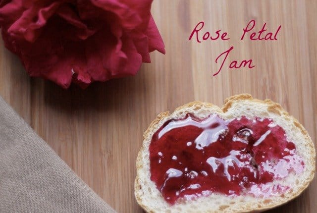 {Guest Post} Rose Petal Jam from Olga of Jardin Majorelle