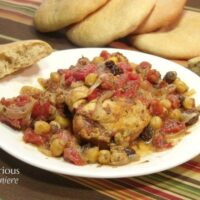 Sweet Chicken Tajine