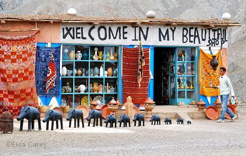 morocco shop