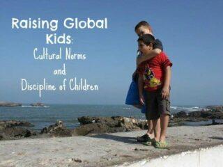 Raising Global Kids and Discipline