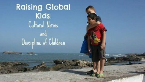 Raising Global Kids: Cultural Norms and Discipline of Children