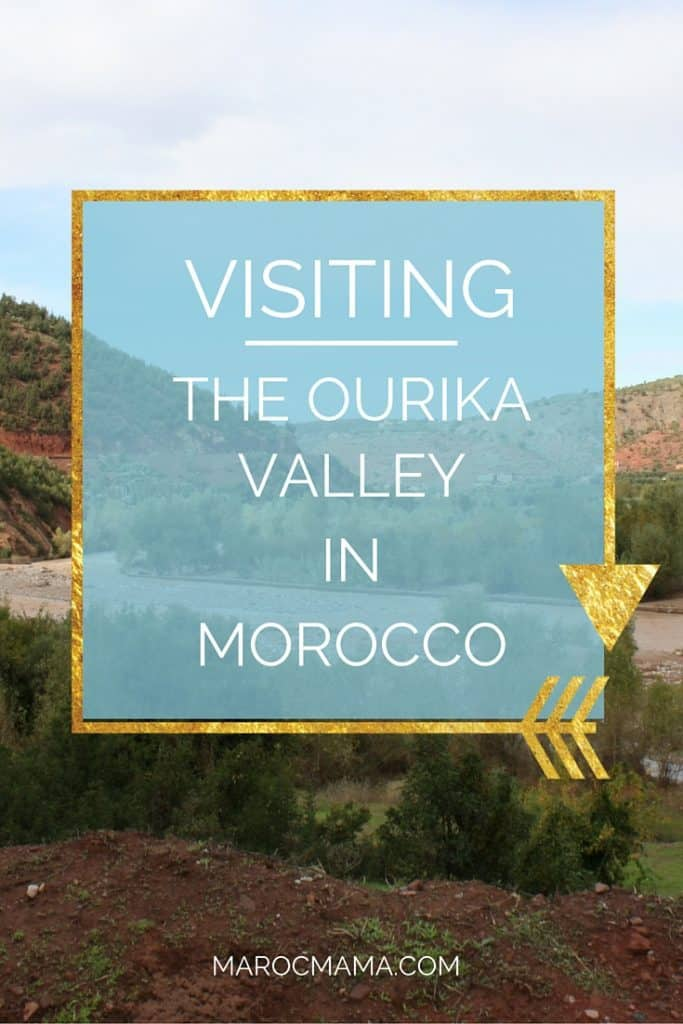 Visiting the Ourika Valley in Morocco