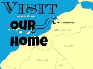 Our Neighborhood in Marrakech