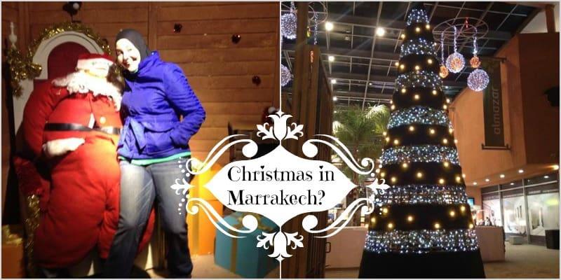 Christmas in Marrakech