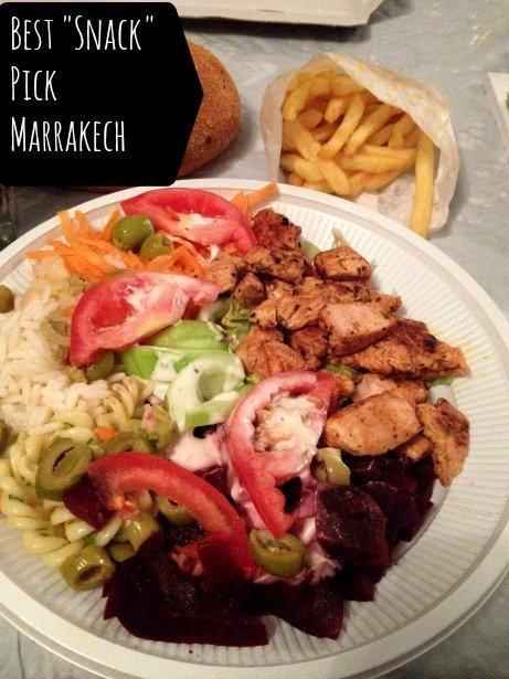 Snack Pick Marrakech
