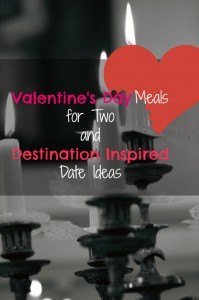 Valentines Dates for Two
