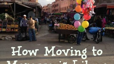 """How Moving to Morocco is Like a Carnival """"Fun"""" House"""