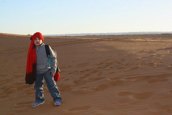Sahara Scarf