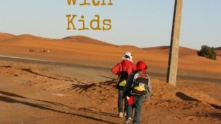 Visiting the Sahara Desert with Kids